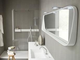 Как выбрать зеркало в ванную комнату.