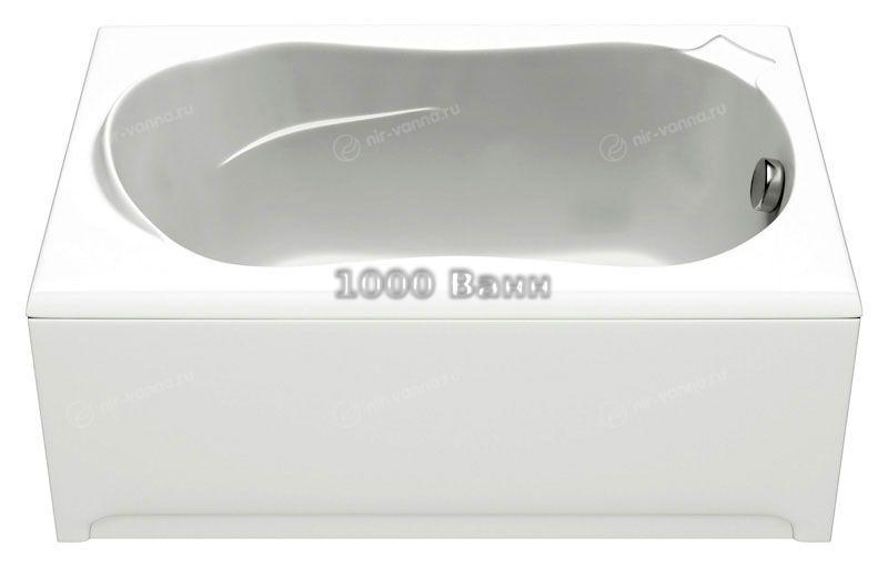 """Акриловая ванна  BAS  """"Кэмерон"""" 1200*700"""