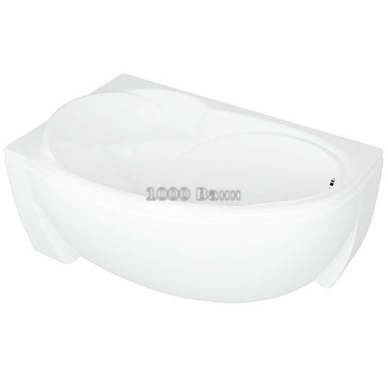 Ванна акриловая АКВАТЕК Бетта 170х97 (без гидромассажа)