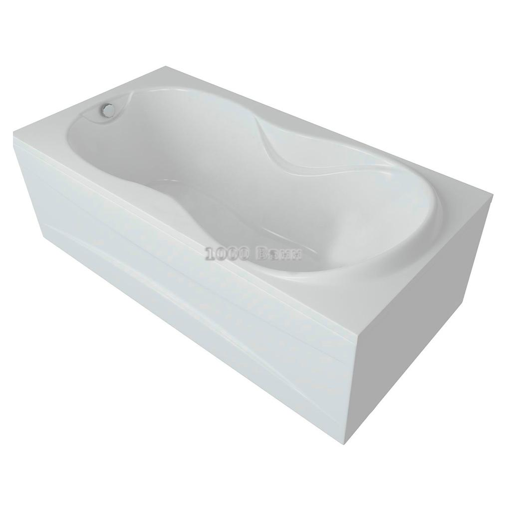 Ванна акриловая АКВАТЕК Мартиника 180х90 (без гидромассажа)