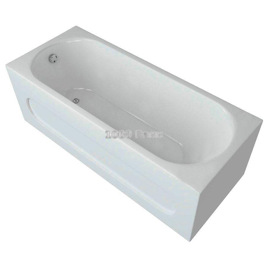Ванна акриловая АКВАТЕК Оберон 170х70 (без гидромассажа)