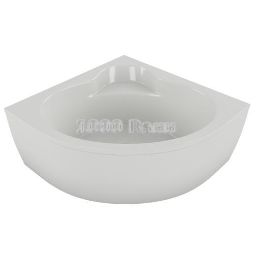 Ванна акриловая АКВАТЕК Ума 145х145 (без гидромассажа)