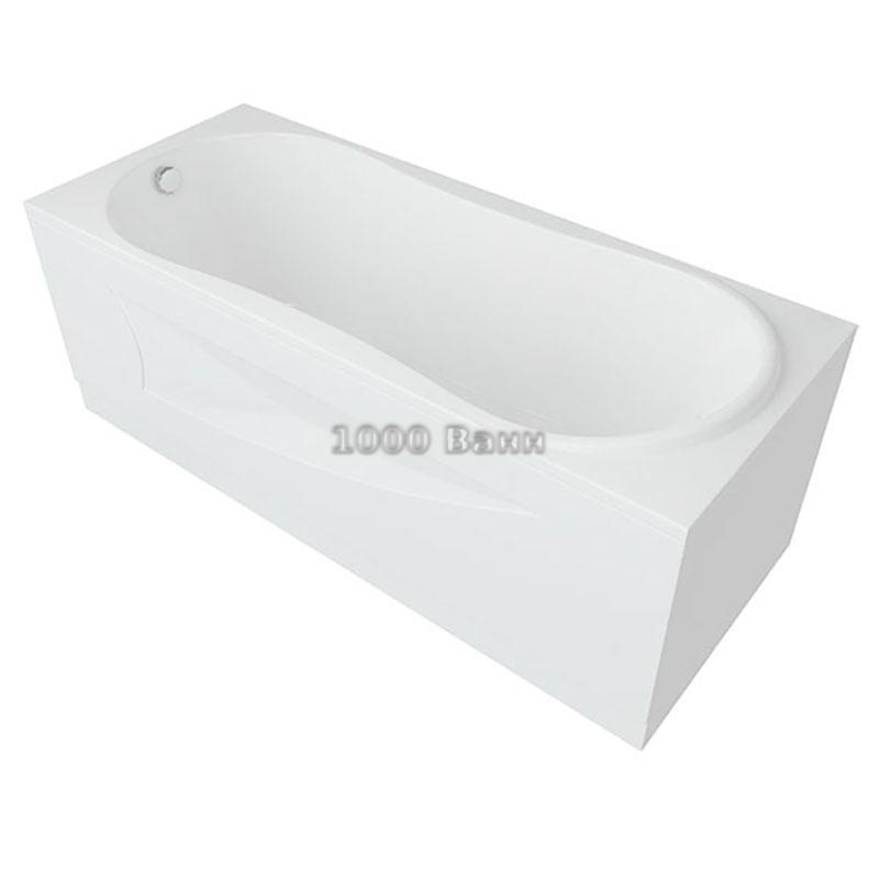 Ванна акриловая АКВАТЕК Афродита 170х70 (без гидромассажа)
