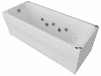 Акриловая ванна Акватек Альфа