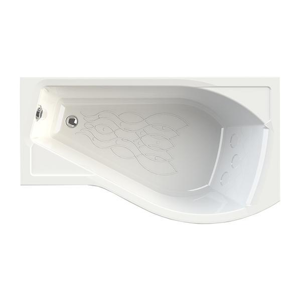 """Акриловая ванна """"Миранда"""" 168x95"""