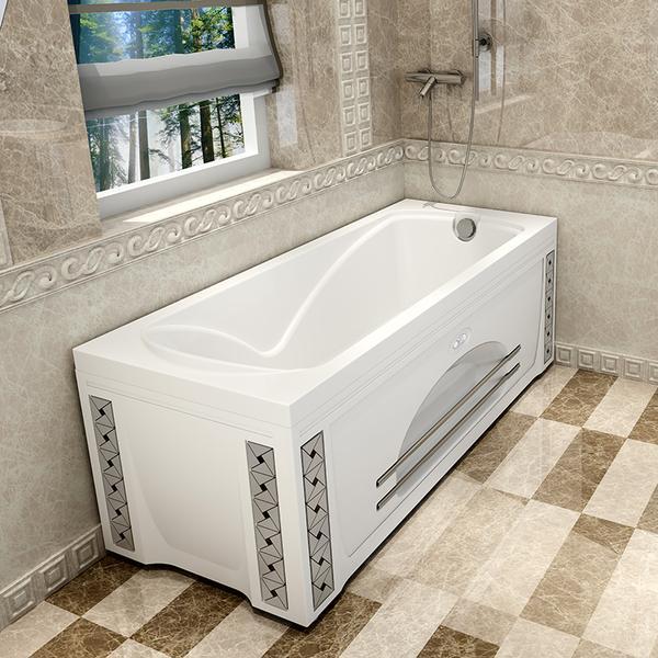 """Акриловая ванна """"Сильвия"""" 168х70"""