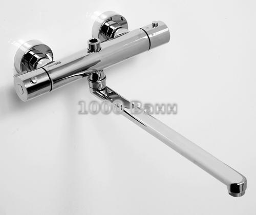 Смеситель для ванны WasserKRAFT Berkel 4822L Thermo