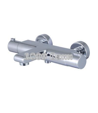 Термостат Lemark Yeti LM7832C для ванны, термостатический
