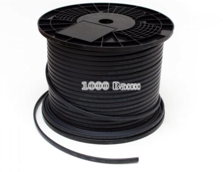 Саморегулирующийся кабель AC Electric ACSC 1.2-30PS-100 - 100м