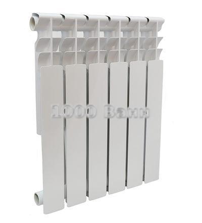 Радиатор алюминиевый Diablo 500х80 - 4 секц.