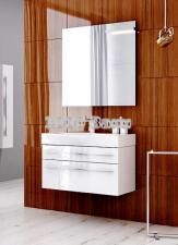 Комплект подвесной мебели Aqwella Milan 80