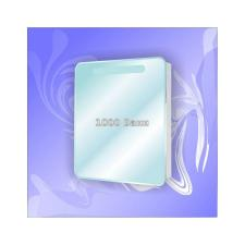 Зеркало-шкаф Андария Орион 500 Свет