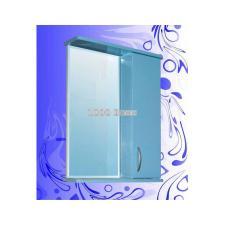 Зеркало-шкаф Андария Гамма Фасад 550 Люкс Голубой Металлик