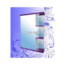 Зеркало-шкаф Андария Венера 500 Мозаика Виолетта